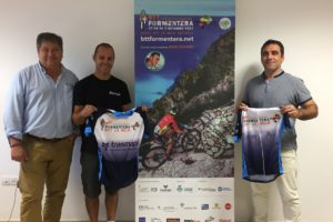 Presentació 2a edició BTT Volta Cicloturista Formentera