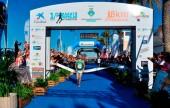 Oscar Santos y María José Median ganadores de la 1/2 Maratón