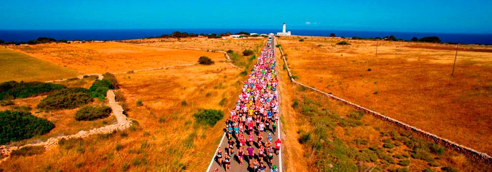1/2 Maratón de Formentera