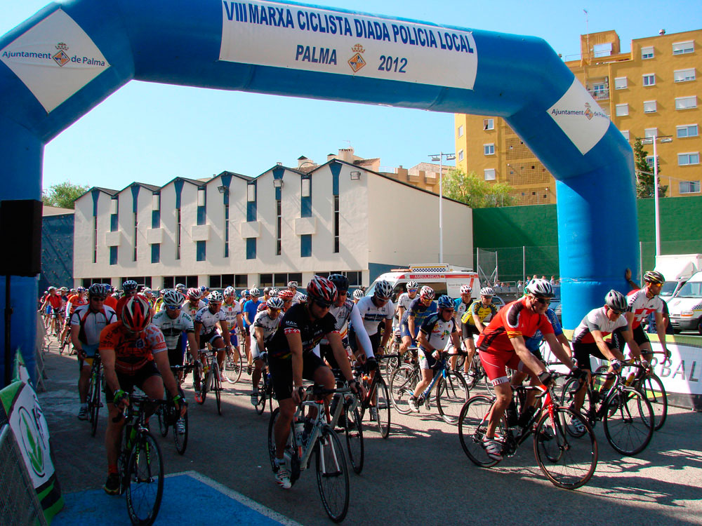 Diada Ciclista Policia Local Palma