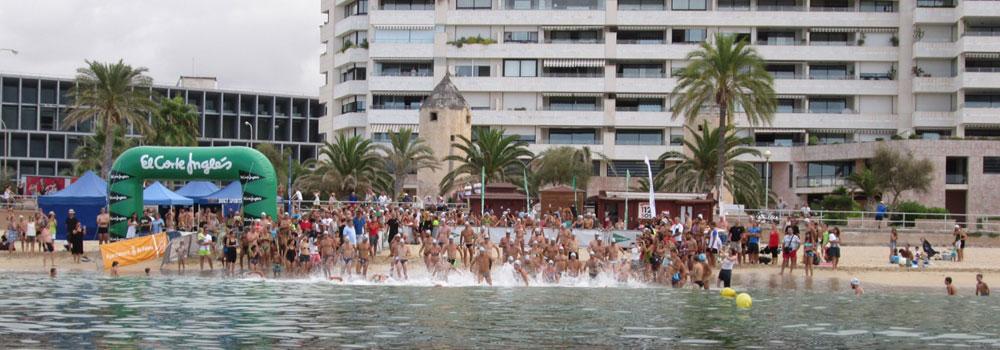 Campeonato de Baleares de Aguas Abiertas - Travesía Popular El Corte Inglés