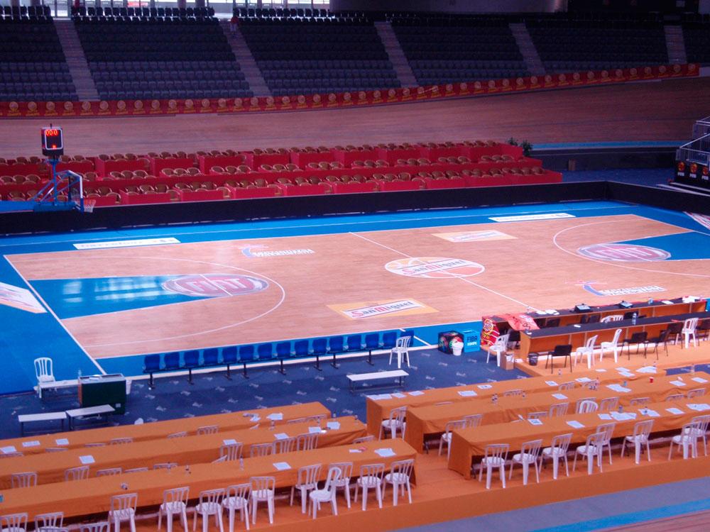 EuroBasket Sede en Palma