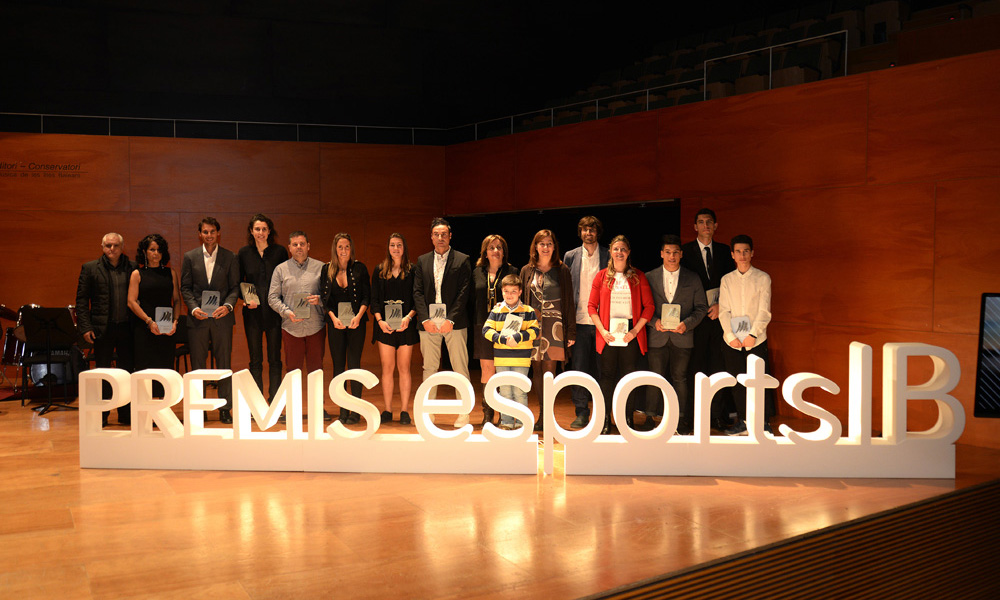 Gala del Deporte •Premis Esports IB