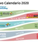Actualización Calendario Unisport 2020